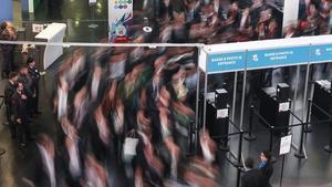 La Fira es recolza en els congressos tecnològics per ampliar el seu lideratge