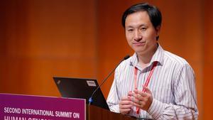 Tres años de cárcel para el científico chino que modificó bebés genéticamente
