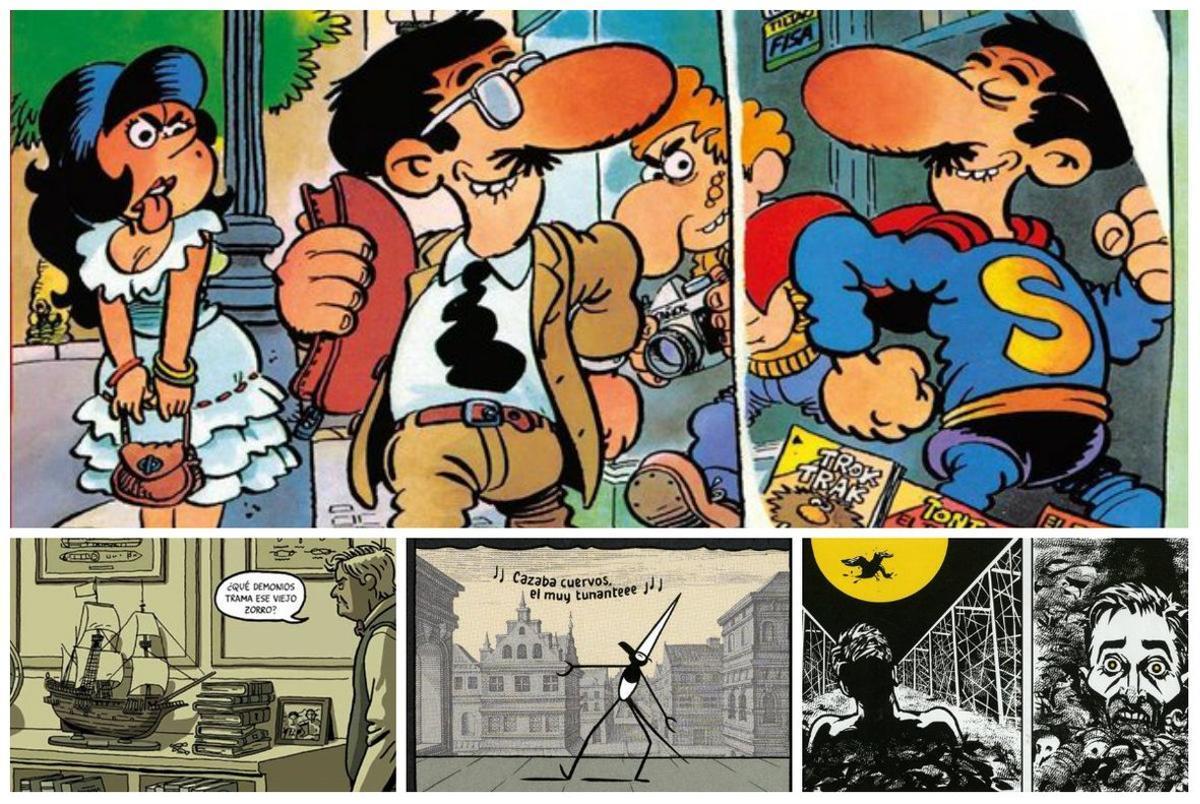 20 còmics recomanats Nadal 2018