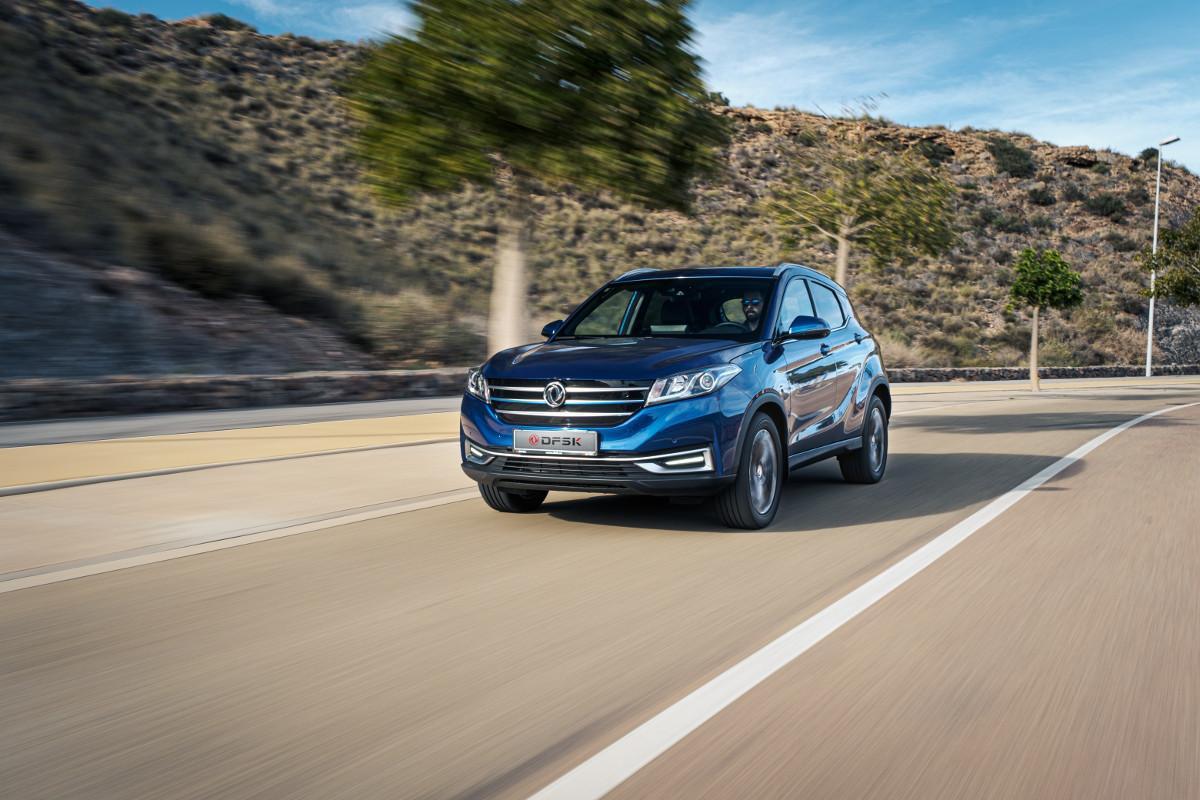 DFSK lanza el SUV eléctrico Seres 3 en España