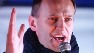 Navalni abandona la vaga de fam després de veure parcialment satisfetes les seves demandes