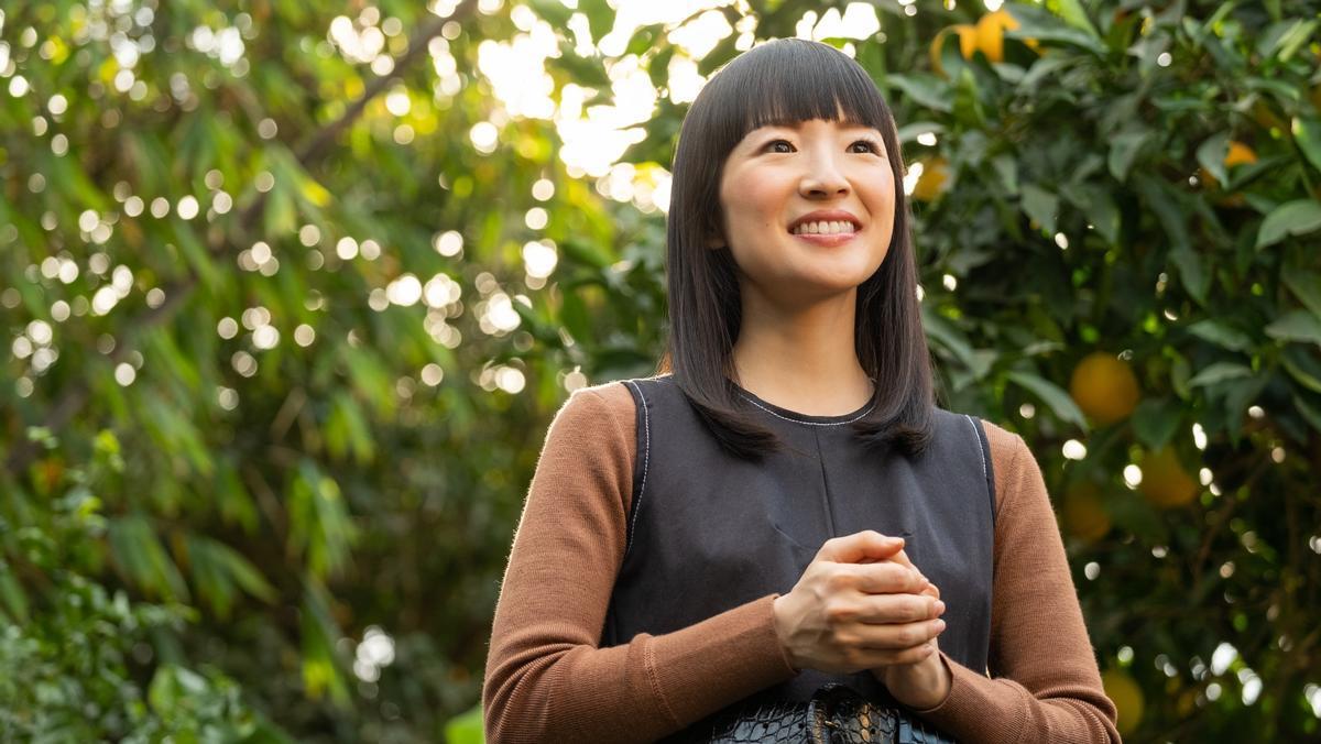 Marie Kondo regresa a Netflix para repartir felicidad en el trabajo y la vida familiar