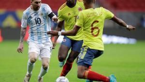 L'Argentina passa a la final de la Copa Amèrica i Messi es veurà cara a cara amb el Brasil de Neymar