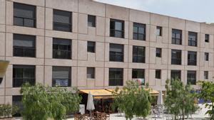Aspecto de la Vila Universitaria de la UAB, en una imagen de archivo.