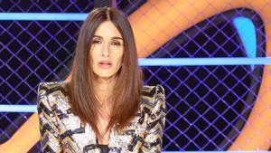 Paz Vega, la ganadora de la primera edición de 'Mask singer', es ahora una de los investigadores.