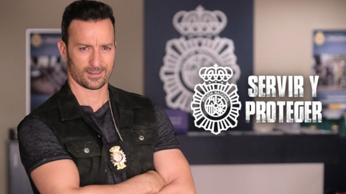 Pablo Puyol, nuevo fichaje de 'Servir y proteger'
