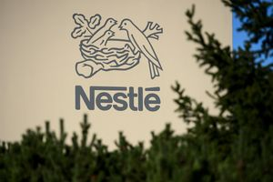 Foto de archivo de una fábrica de Nestlé.