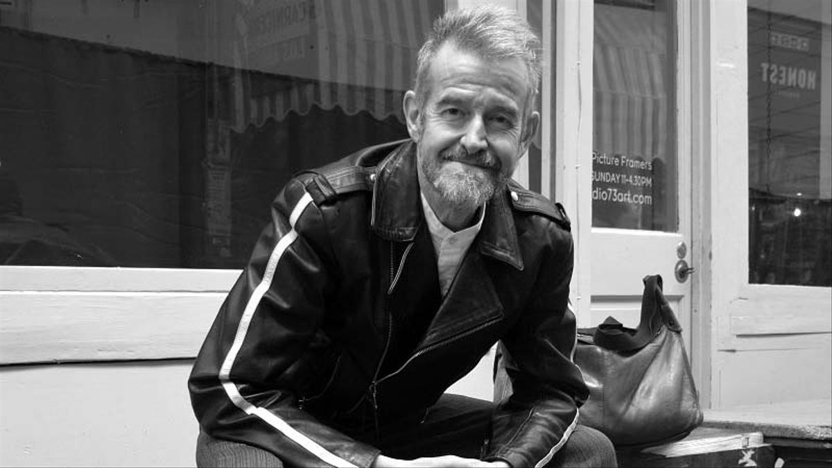 El escritor británico Adam Mars-Jones.