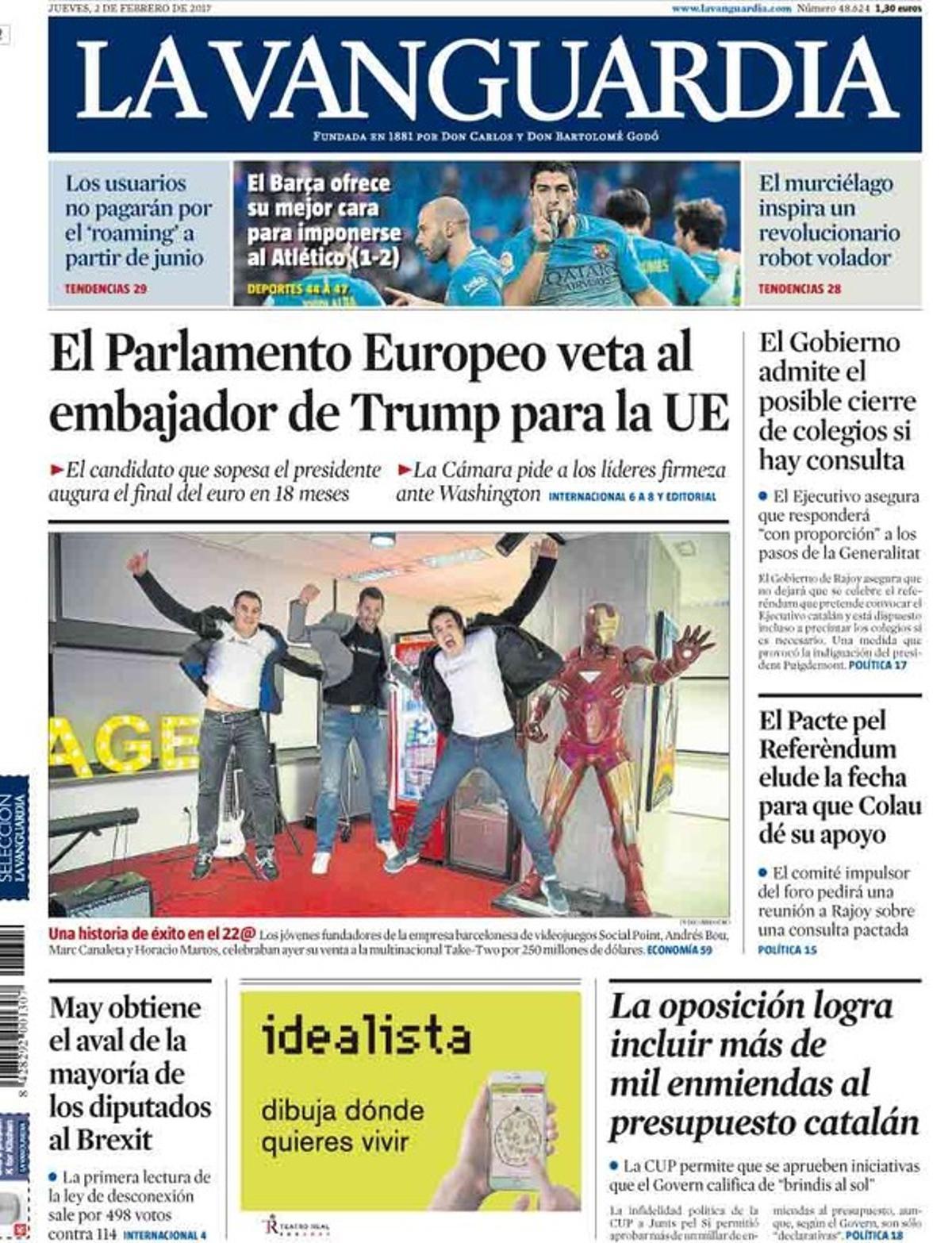 La derecha mediática anima a Rajoy a impedir el referéndum por la fuerza
