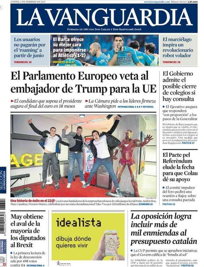 La dreta mediàtica anima Rajoy a impedir el referèndum per la força