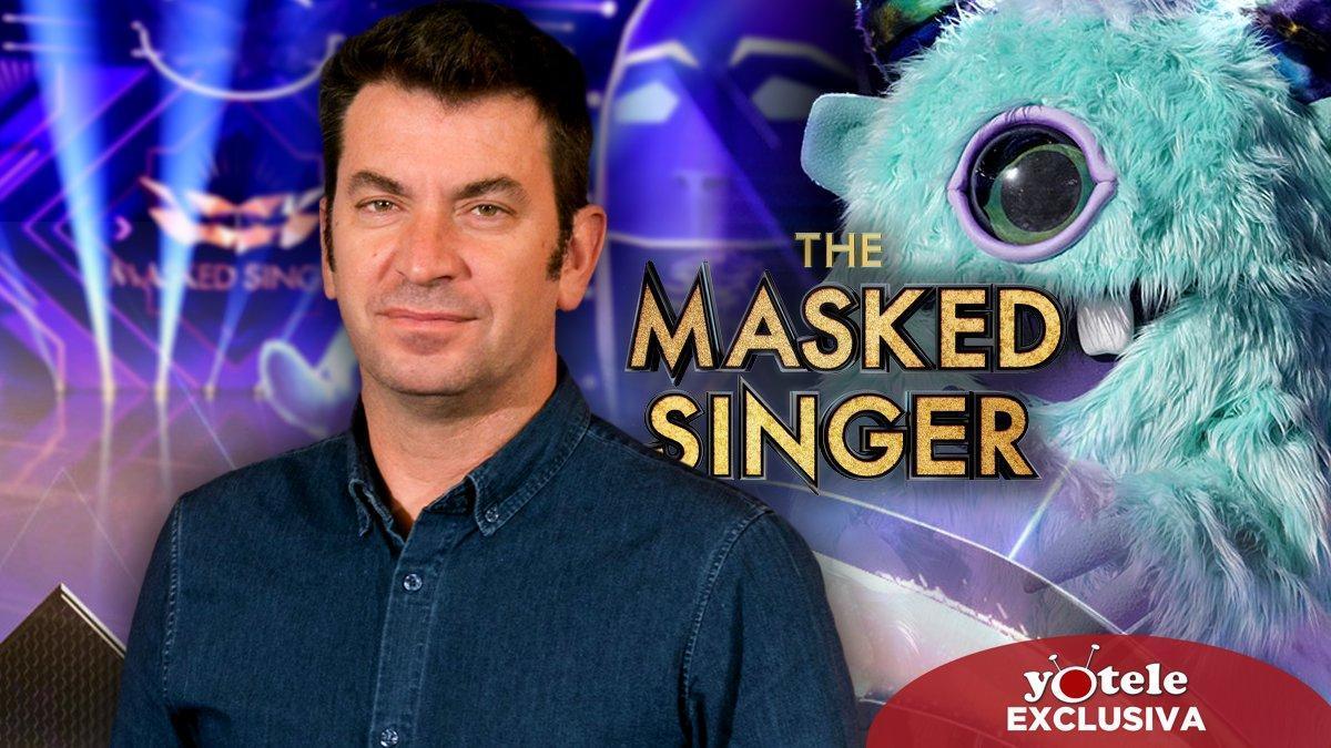 Arturo Valls presentará 'Masked singer', el formato estrella de Antena 3 para primavera