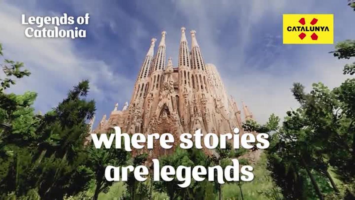 'Legends of Catalonia'.