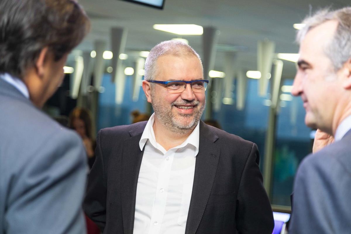 Sisco Sapena, consejero delegado de Lleida.net.