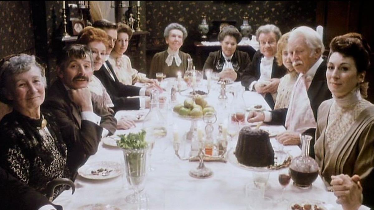 Fotograma de 'Dublineses', de John Huston (1987).