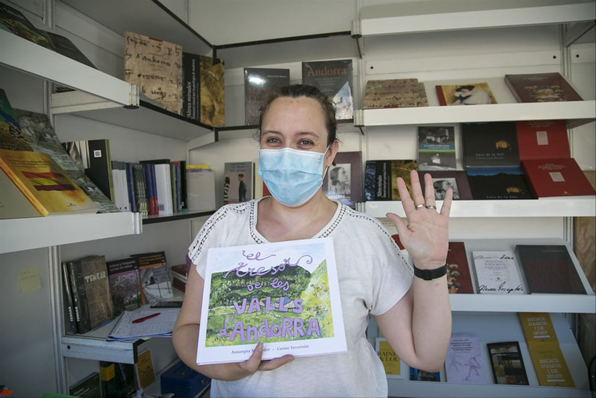 Andorra participa en la Setmana del Llibre en Català desde el año 2012