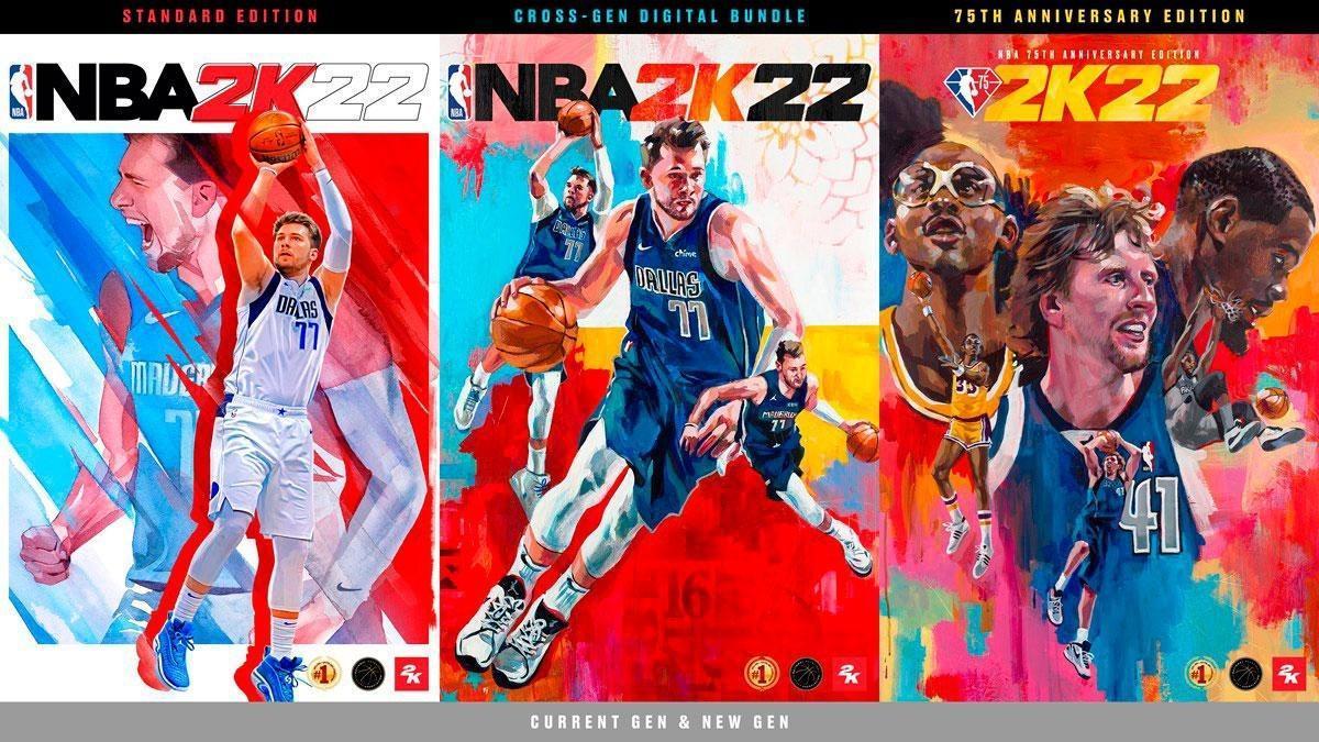 Así será el nuevo NBA 2K22: descubre las primeras novedades confirmadas