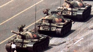 La famosa foto que ganó elWorld Press Photo de 1989.