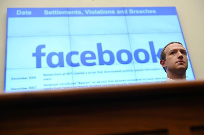Filtraciones relatan desidia en Facebook ante el asalto al Congreso de EEUU