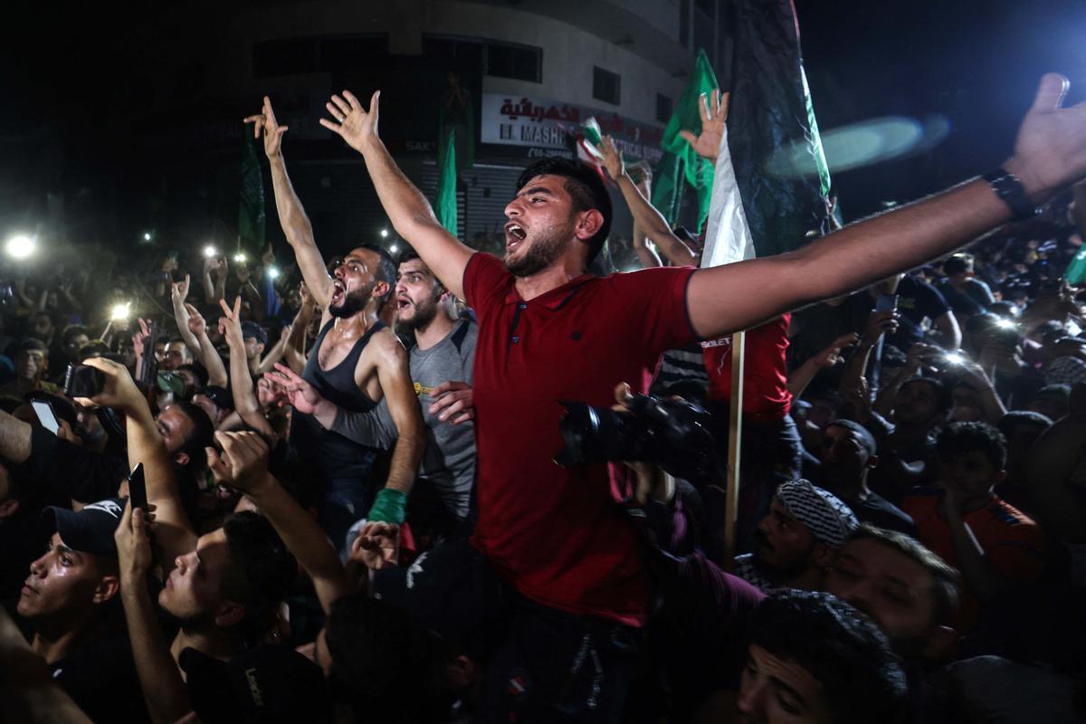 L'alto el foc a Gaza entre Israel i Hamàs entra en vigor