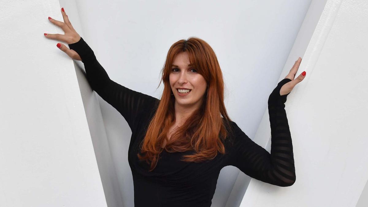 Valeria Vegas, autora de '¡Digo! Ni puta ni santa', las famosas memorias de La Veneno, hablará este viernes en una charla de Casa Seat.