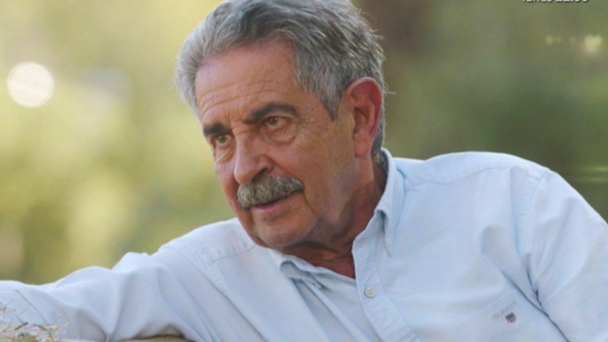 Miguel Ángel Revilla en 'Mi casa es la tuya'.