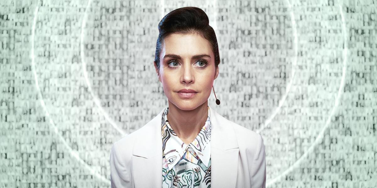 Hannah Ware en 'The One'.