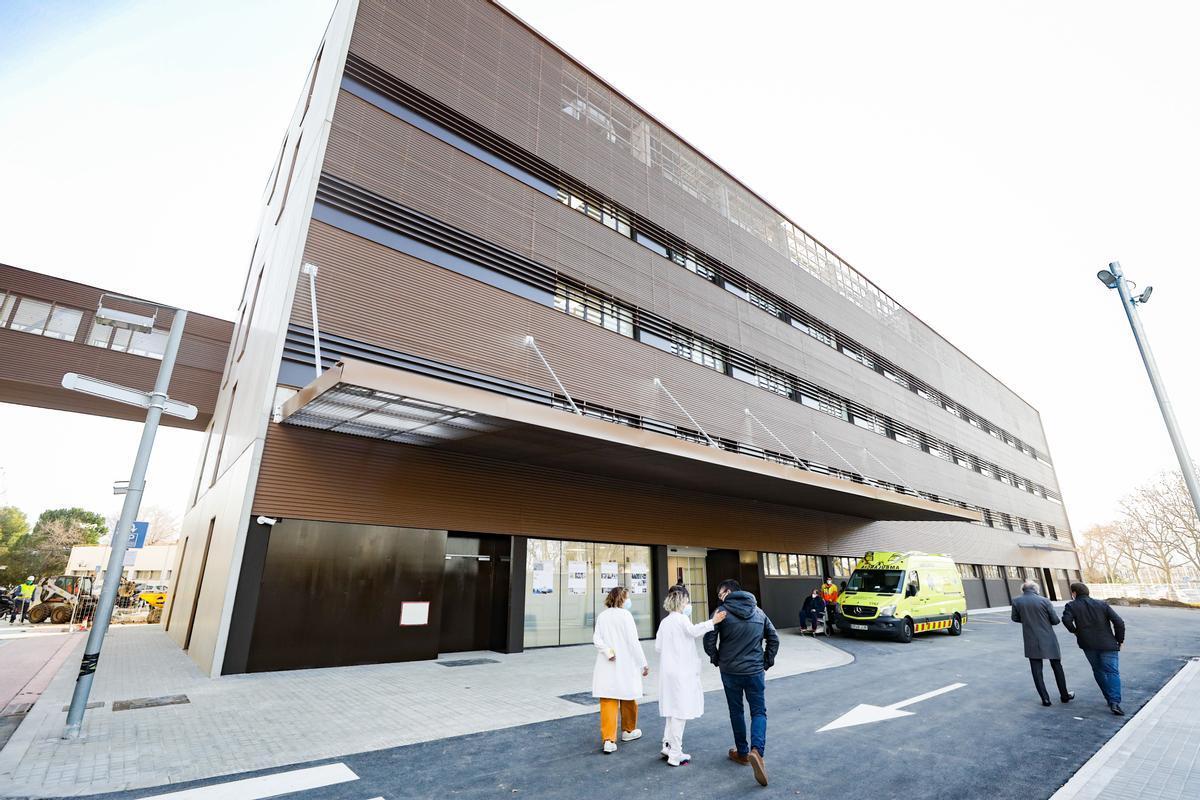 Salut prepara noves mesures als hospitals per l'augment d'ingressos