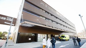 El espacio hospitalario polivalente del Hospital de Bellvitge (L'Hospitalet).