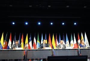 Imagen de la cumbre iberoamericana celebrada en Andorra.