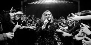 Adele confiesa que hace cutro años sufrió depresión postparto.