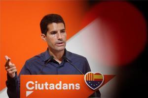 Nacho Martín Blanco, diputado de Ciutadans.