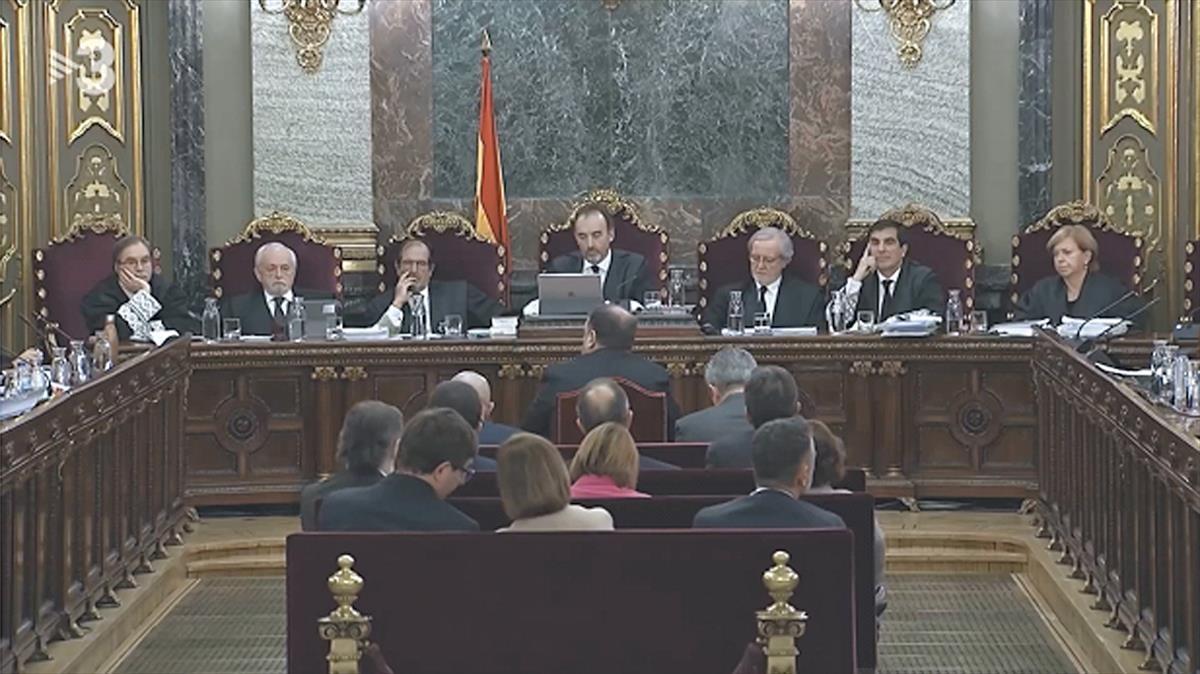 'El judici', documental de Mediapro (TV-3)