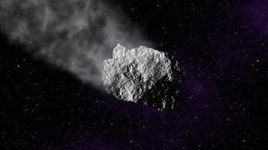 Un asteroide similar, se aceró a 2.950 kilómetros de la Tierra.