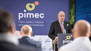 El 20% de les pimes catalanes en erto ja prepara acomiadaments