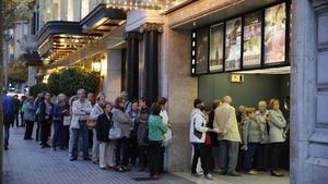 ¿Quant costarà anar al cine amb la baixada de l'IVA?
