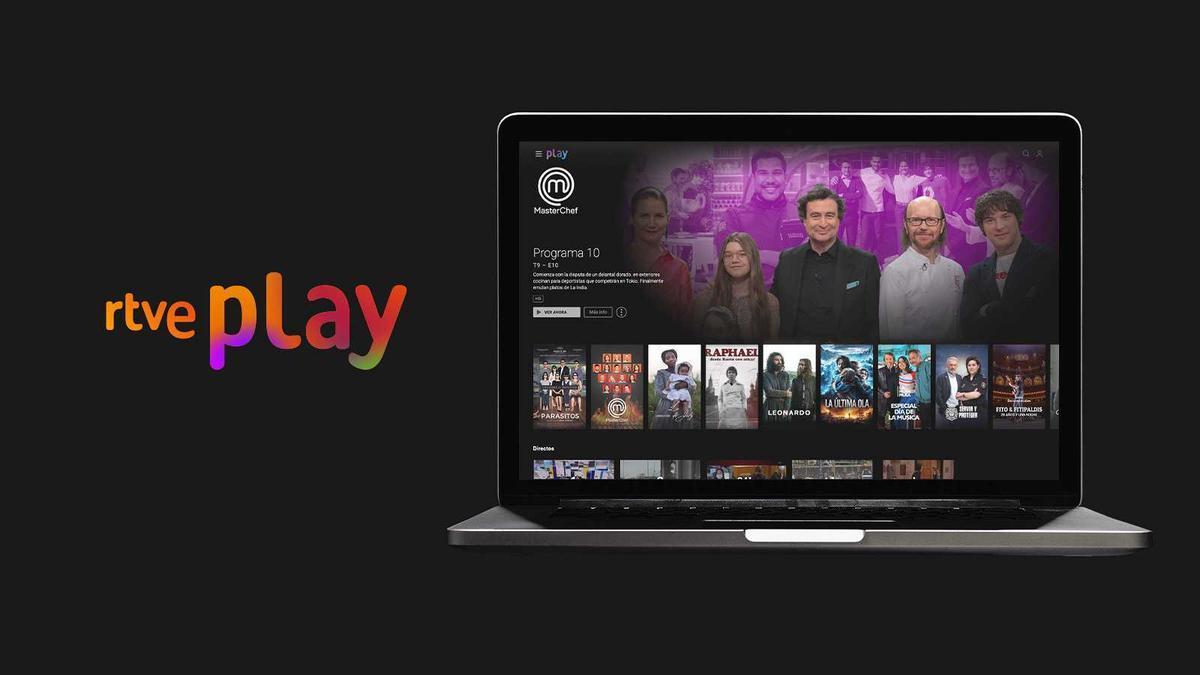 TVE adelantará su programación en RTVE Play para una mejor conciliación de los horarios