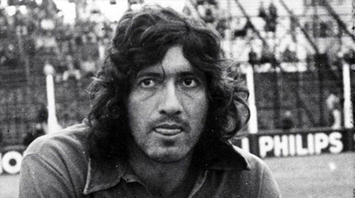 Aparece un vídeo del 'Trinche' Carlovich, el jugador a quien compararon con Maradona