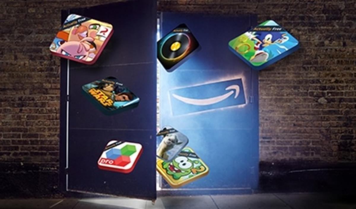 Amazon Underground.