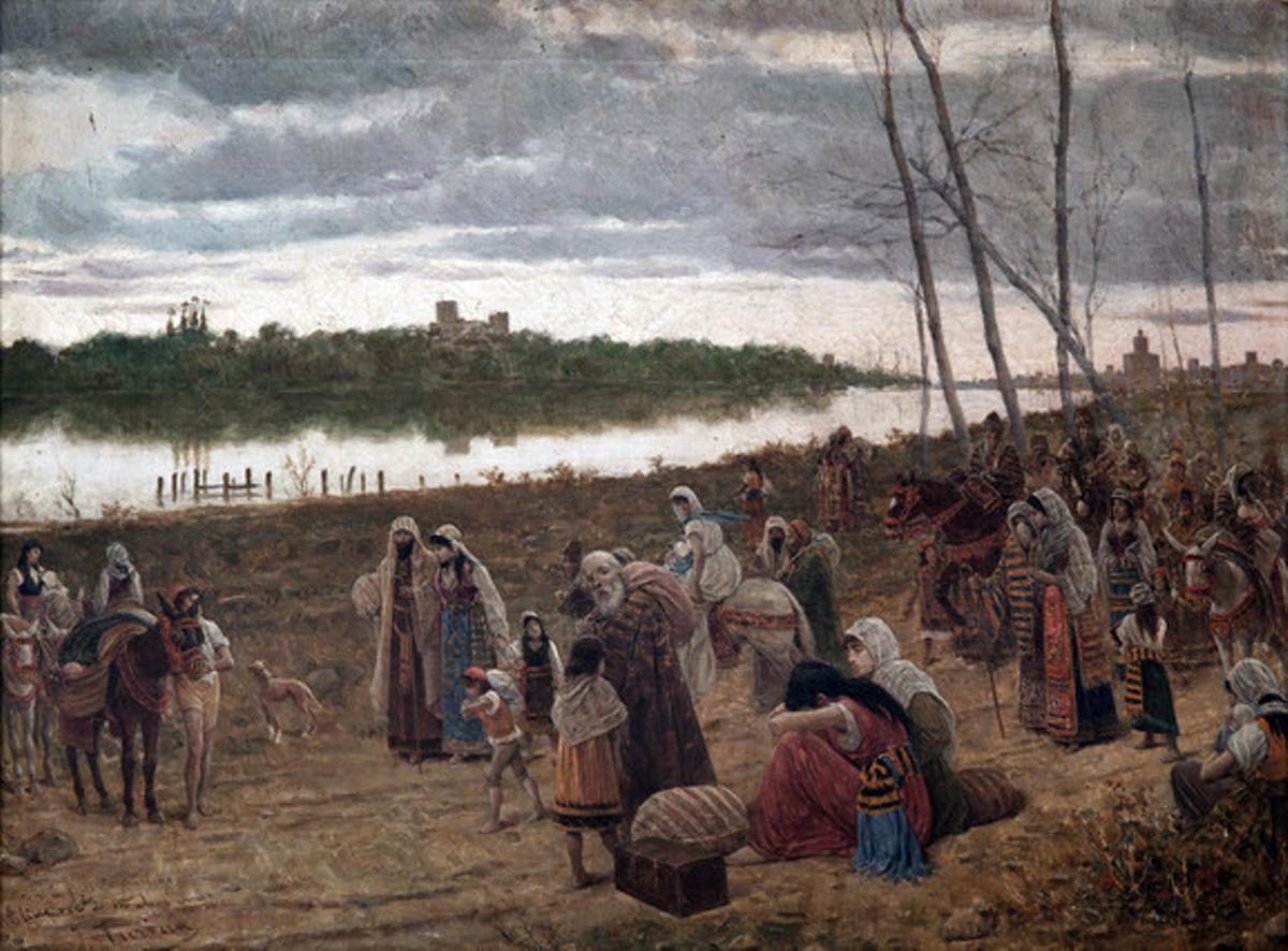 La expulsión de los judíos de Sevilla, de Joaquín Turina y Areal.