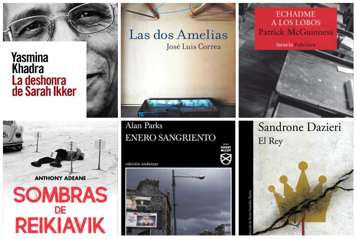 20 libros imperdibles del tsunami BCNegra