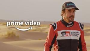 Imagen promocional de la docuserie de Fernando Alonso.