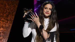 Rosalía gana el Grammy al mejor disco latino de rock urbano o alternativo