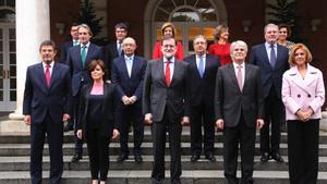 La roda de premsa del Consell de Ministres, en directe