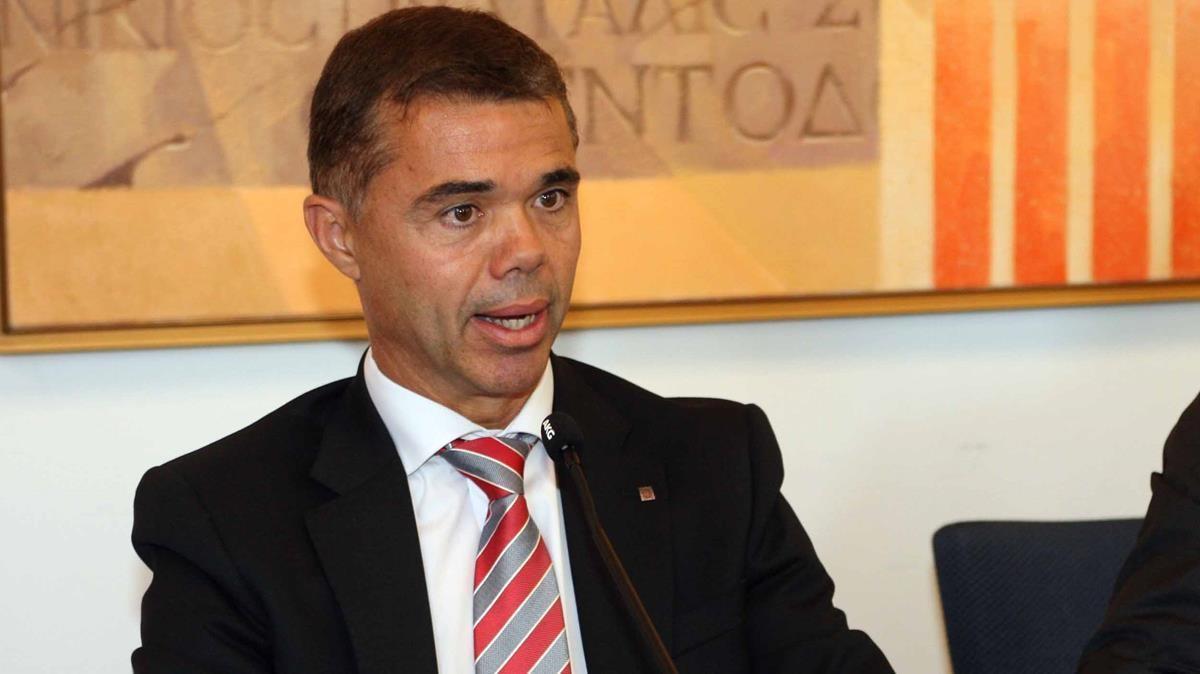La fiscalía acusa a otro exalto cargo de la Generalitat de desviar fondos al 'procés'