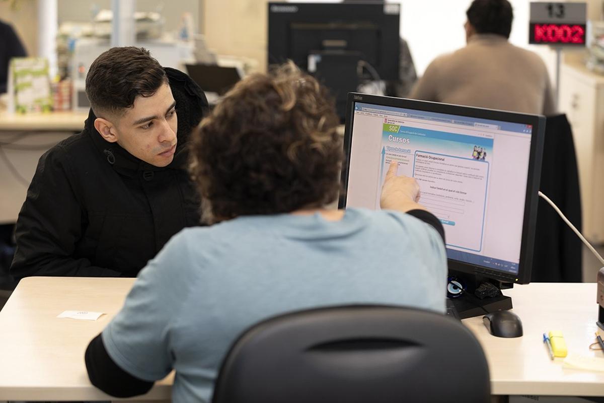 La Renda Garantida de Ciutadania compleix tres anys amb més de 137.100 persones beneficiàries