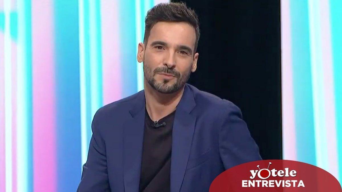 Lluís Guilera, presentador y director de 'La pr1mera pregunta', el nuevo programa de La 1 de TVE.