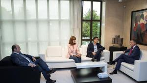 Euskadi i les altres taules de diàleg