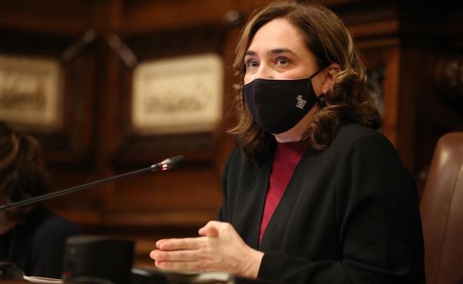 Colau insiste: El confinamiento comarcal genera un riesgo de salud en Barcelona