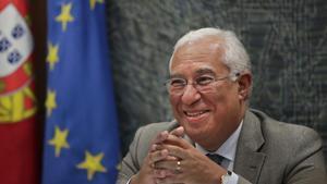 El primer ministro portugués, Antonio Costa.
