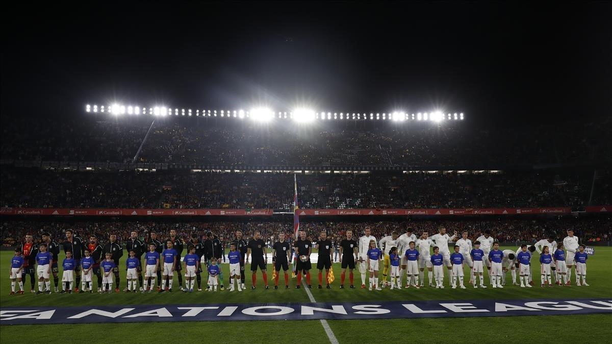 Polèmica per la xiulada a l'himne d'Anglaterra a Sevilla
